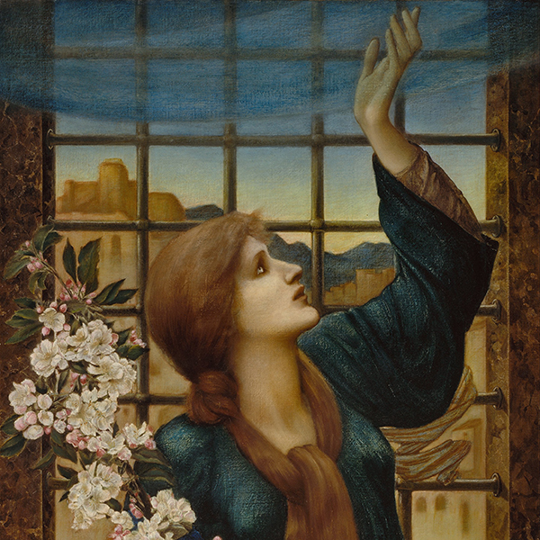 Oil Painting Reproductions of Sir Edward Coley Burne-jones