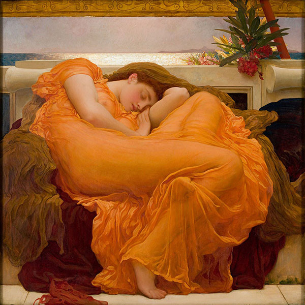 Oil Painting Reproductions of Frederick Lord Leighton