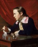 Henry Pelham Boy with a Squirrel 1765 By John Singleton Copley