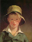 The Torn Hat 1820 By Thomas Sully