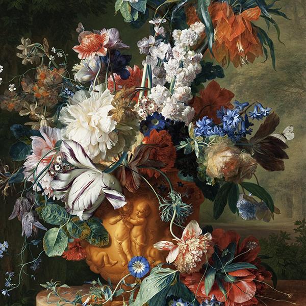 Oil Painting Reproductions of jan-van-huysum
