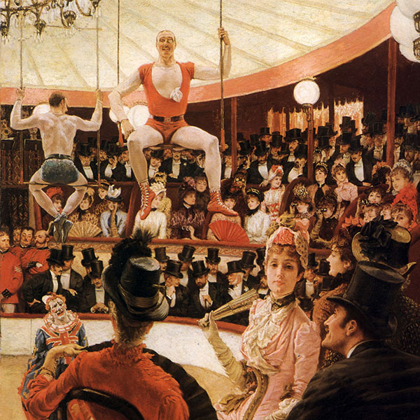 Oil Painting Reproductions of James Tissot