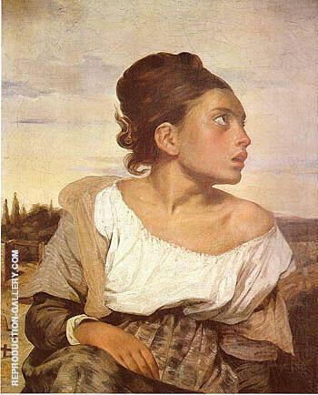 Valpincon Bather 1808 By Jean-Auguste-Dominique-Ingres