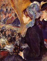 The First Outing c1876 By Pierre Auguste Renoir