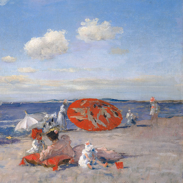 Oil Painting Reproductions of William Merritt Chase
