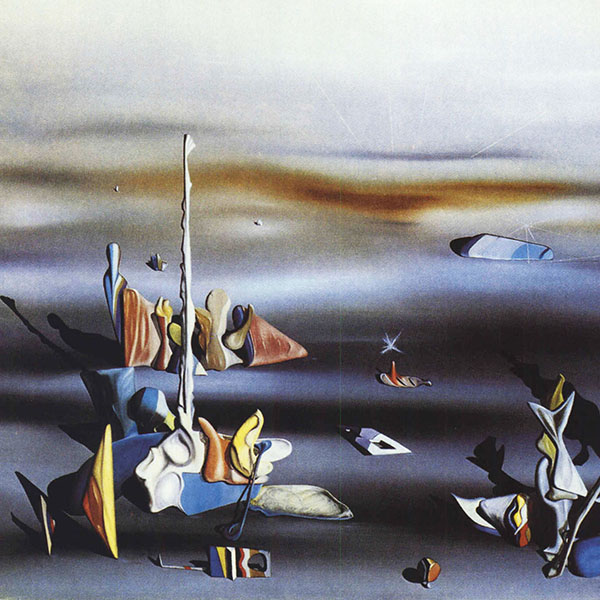 Oil Painting Reproductions of Yves Tanguy