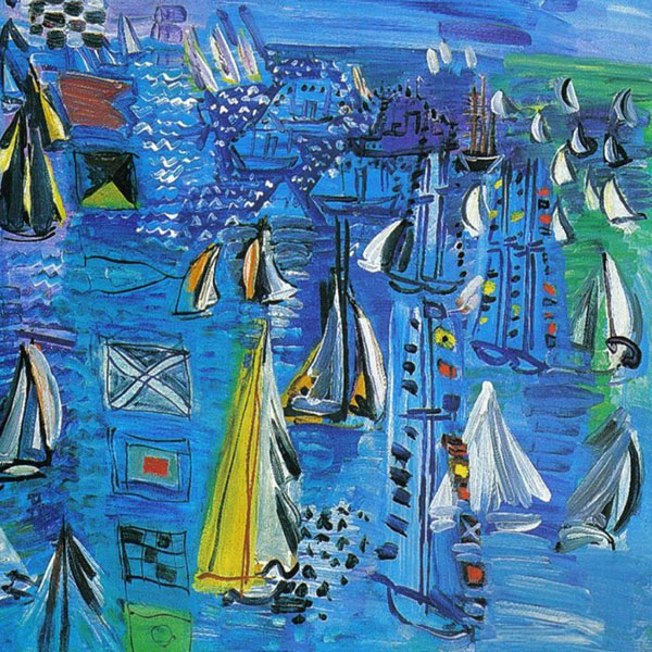 Oil Painting Reproductions of Raoul Dufy