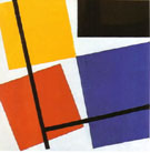 Simultaneous Counter Composition By Theo van Doesburg