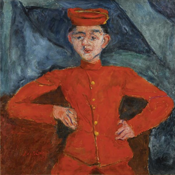 Oil Painting Reproductions of Chaim Soutine