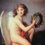 Oil Painting Reproductions of Elisabeth Vigee Le Brun