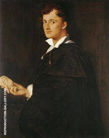 Lorenzo Bartolini 1805 By Jean-Auguste-Dominique-Ingres