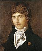 Pierre Francois Bernier 1800 By Jean-Auguste-Dominique-Ingres