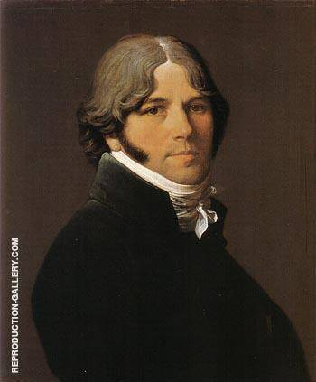 Jean Marie Joseph Ingres 1804 By Jean-Auguste-Dominique-Ingres - Oil Paintings & Art Reproductions - Reproduction Gallery