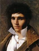 Paul Lemoyne 1810 By Jean-Auguste-Dominique-Ingres