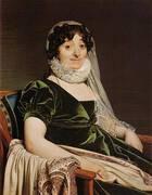 Comtesse de Tournon nee Genevieve de Seytres Caumont 1812 By Jean-Auguste-Dominique-Ingres