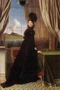 Queen Caroline Murat 1814 By Jean-Auguste-Dominique-Ingres
