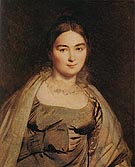 Madame Jean Auguste Dominique Ingres 1812 By Jean-Auguste-Dominique-Ingres