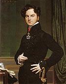 Amedee David Comte de Pastoret 1826 By Jean-Auguste-Dominique-Ingres