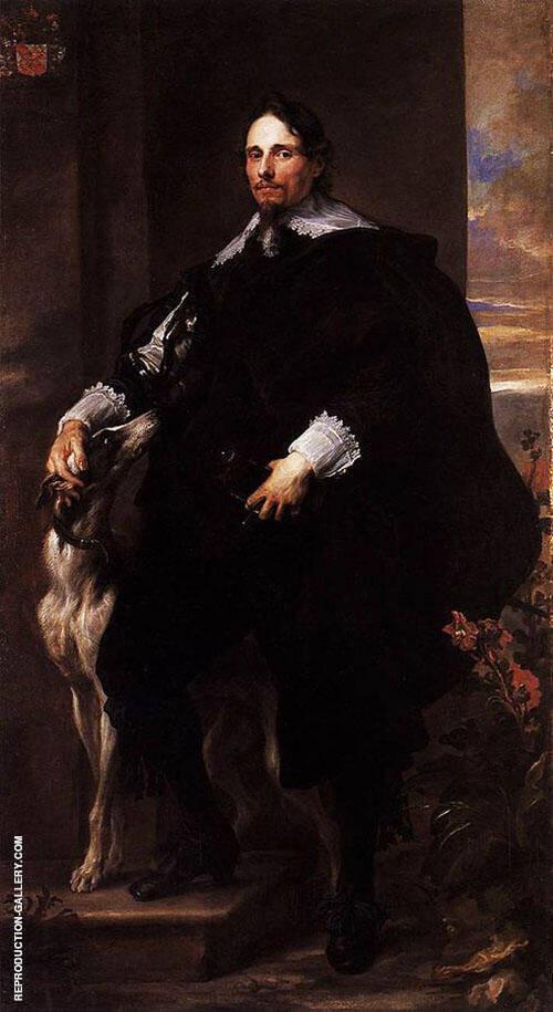 Philippe le Roy Seigneur de Ravels 1630 By Van Dyck