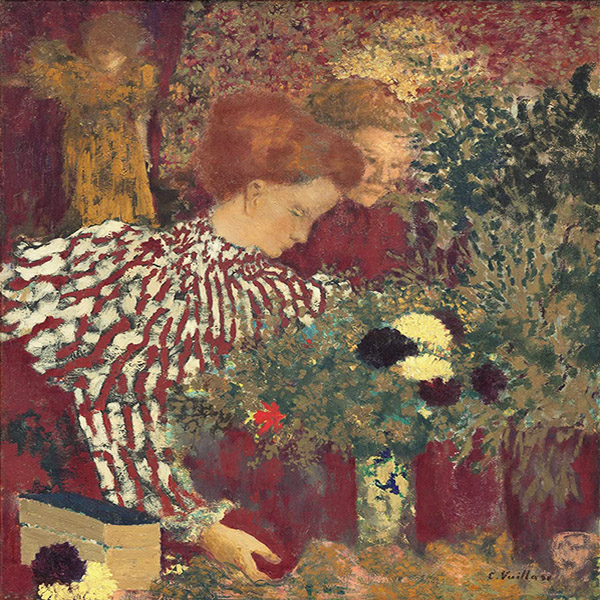 Oil Painting Reproductions of Edouard Vuillard