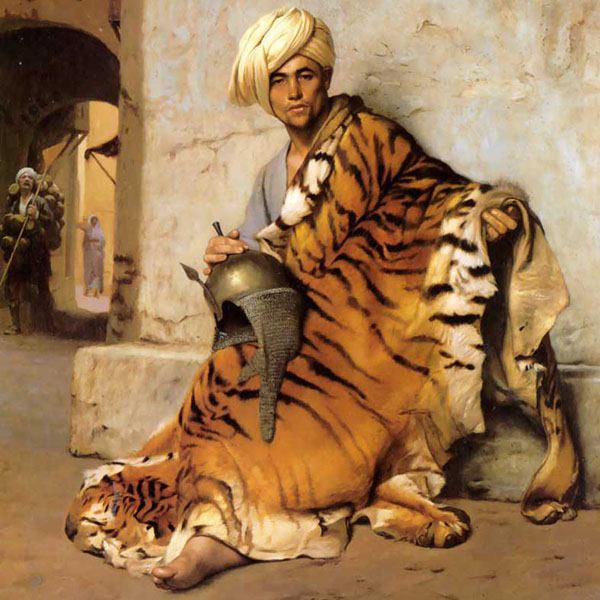Oil Painting Reproductions of jean-leon-gerome