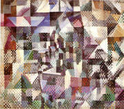 Window on the City No 4 By Robert Delaunay