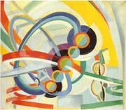 Propeller and Rhythm c1937 By Robert Delaunay
