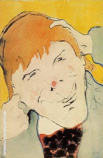 L Ami Fritz By Edouard Vuillard
