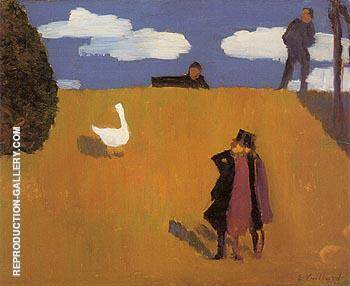L Oie By Edouard Vuillard