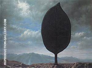 The Plain of Air 1941 By Rene Magritte