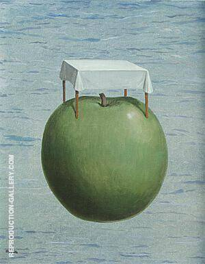 Fine Realities 1964 By Rene Magritte - Oil Paintings & Art Reproductions - Reproduction Gallery