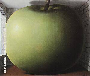 The Listening Room  1958 By Rene Magritte - Oil Paintings & Art Reproductions - Reproduction Gallery