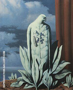 The Taste of Tears 1948 By Rene Magritte