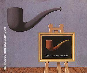 The Two Mysteries 1966 By Rene Magritte - Oil Paintings & Art Reproductions - Reproduction Gallery