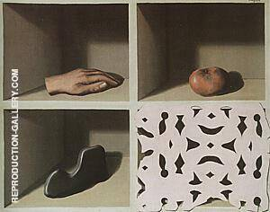 The Museum of a Night, 1927 By Rene Magritte