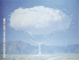 The Raw Nerve 1960 Painting By Rene Magritte - Reproduction Gallery