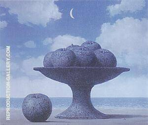 The Big Table 1962 By Rene Magritte