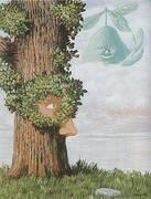 Alice in Wonderland 1945 By Rene Magritte