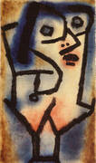 The Second Siren in Alto 1939 By Paul Klee