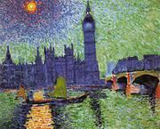 Big Ben London 1906 By Andre Derain