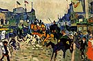 Regent Street 1906 By Andre Derain