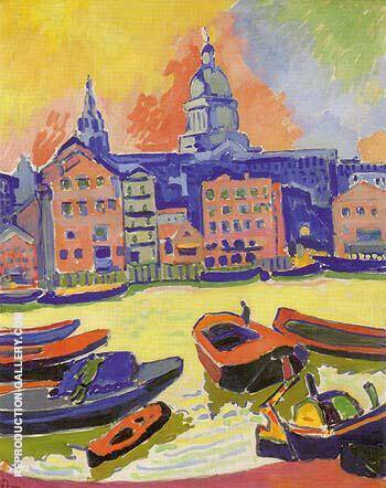 Oil Painting Reproductions of Andre Derain
