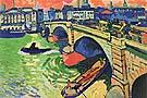 London Bridge 1 1906 By Andre Derain