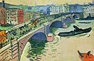 London Bridge 1906 By Andre Derain