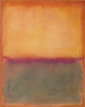 Light over Deep 1956 By Mark Rothko (Inspired By)