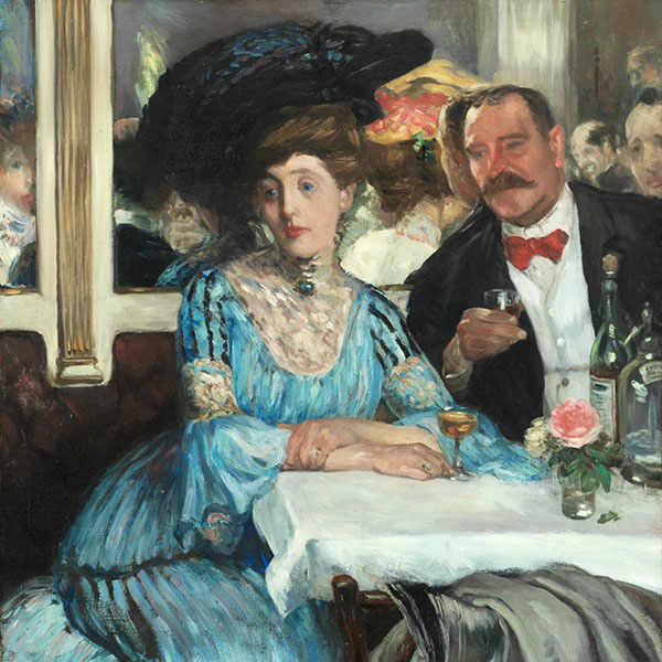 Oil Painting Reproductions of william-glackens