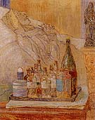 The Artist s Mother in Death 1915 By James Ensor