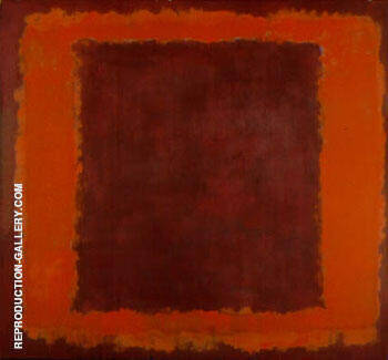 Sketch for Seagram Mural No 6 1959 By Mark Rothko