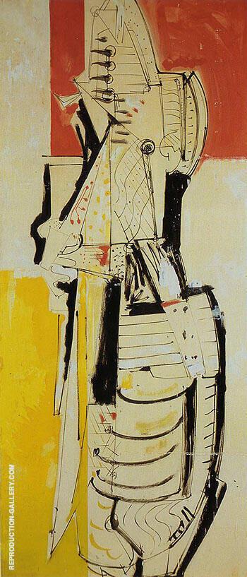 Chimbote Mural 1950 By Hans Hofmann
