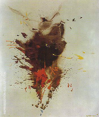 The Phantom 1961 By Hans Hofmann
